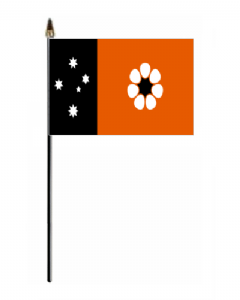 Northern Territory Hand Flag - Small.